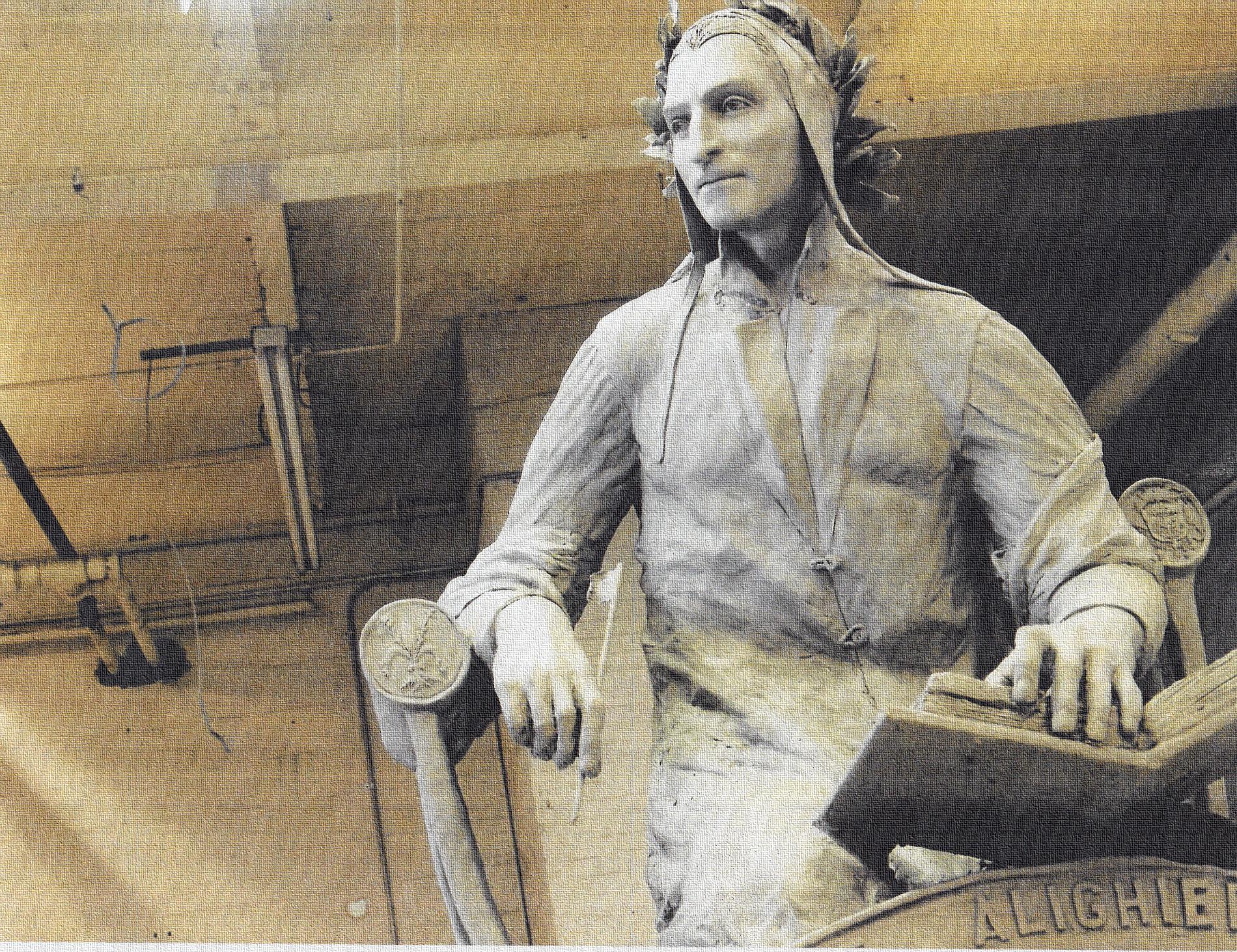 Dante (canvas)